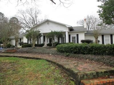 Covington County Single Family Home For Sale: 801 S 4th St.