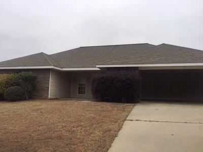 Petal, Purvis Single Family Home For Sale: 21 J Scott Rd.