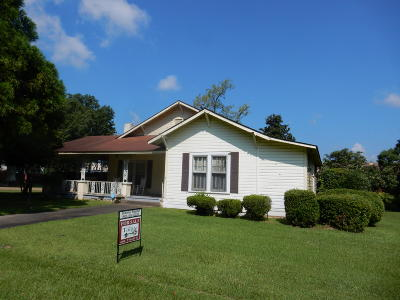 Covington County Single Family Home For Sale: 307 S 2nd St.