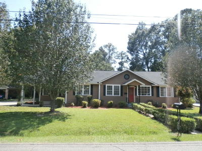 Hattiesburg MS Single Family Home For Sale: $109,900