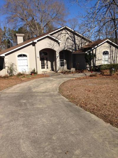 Hattiesburg Single Family Home For Sale: 79 Serene Meadows Dr.