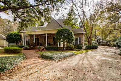 Hattiesburg Single Family Home For Sale: 120 Natalie Ln.