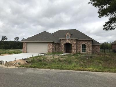 Seminary, Sumrall Single Family Home For Sale: 40 Chastain