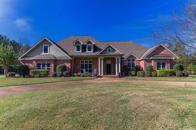 Petal Single Family Home For Sale: 420 Davis Rd.