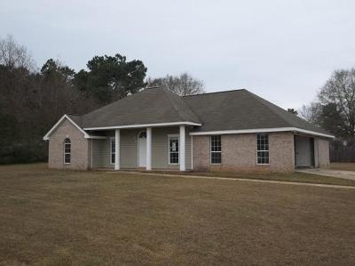 Hattiesburg MS Single Family Home For Sale: $112,500