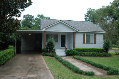 Hattiesburg Single Family Home For Sale: 904 W 5th St.