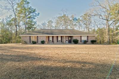 Covington County Single Family Home For Sale: 28 Ray's Ln.