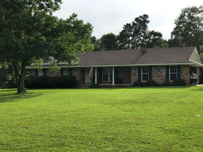Covington County Single Family Home For Sale: 389 Bethel Church Rd