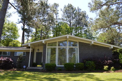 Hattiesburg MS Single Family Home For Sale: $157,500