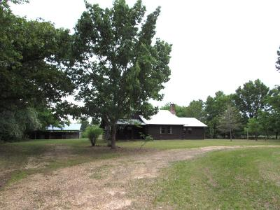 Sumrall Single Family Home For Sale: 188 Phillips Rd.