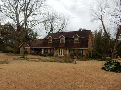 Collins Single Family Home For Sale: 191 Layton Rd.
