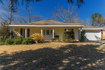 Seminary, Sumrall Single Family Home For Sale: 51 Ratcliff Rd.