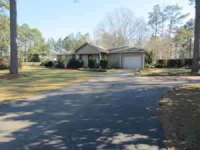 Seminary, Sumrall Single Family Home For Sale: 1007 Highway 42