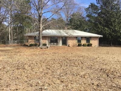 Seminary, Sumrall Single Family Home For Sale: 1274 Old Hwy 24