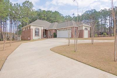 Bent Creek, Bent Creek West Single Family Home For Sale: 4 New Bern