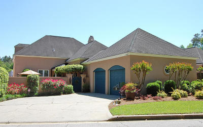 Canebrake Single Family Home For Sale: 3 N. Heron Cove