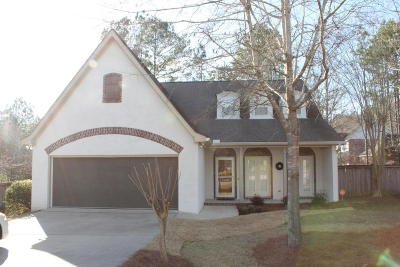 Purvis, Sumrall Single Family Home For Sale: 3 Knollwood Ln.