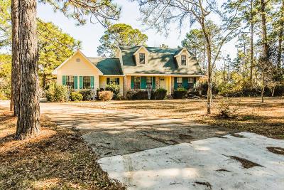 Hattiesburg Single Family Home For Sale: 300 Honeysuckle Dr.