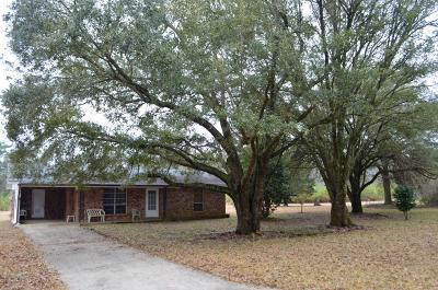 Jefferson Davis County Single Family Home For Sale: 11 Terrell Loop