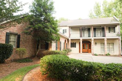 Hattiesburg Single Family Home For Sale: 69 Canebrake Blvd.