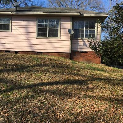 Hattiesburg MS Single Family Home For Sale: $28,000