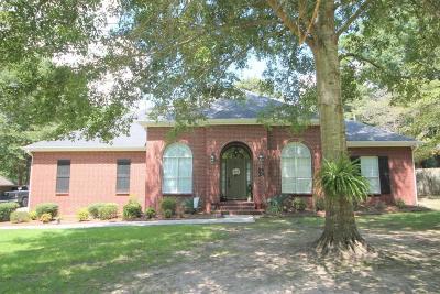 Petal, Purvis Single Family Home For Sale: 25 Par 4 Dr.