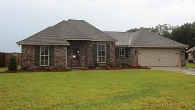 Seminary, Sumrall Single Family Home For Sale: 25 E Cherry