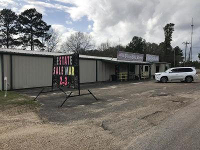 Seminary, Sumrall Commercial For Sale: 1087 Old Hwy 49