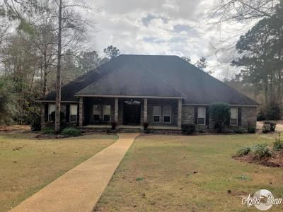 Petal Single Family Home For Sale: 115 Broken Arrow Trail