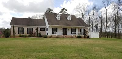 Covington County Single Family Home For Sale: 20 Ray Steele Dr.