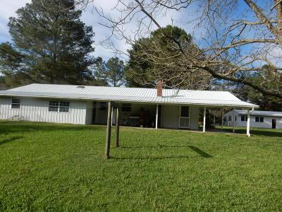 Covington County Single Family Home For Sale: 1462 Ms-532