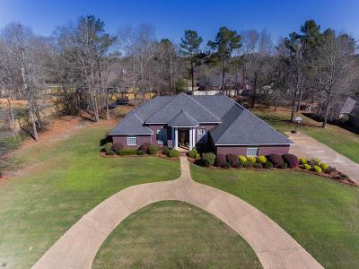 Petal Single Family Home For Sale: 261 Broken Arrow Trail