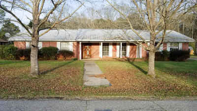 Seminary, Sumrall Single Family Home For Sale: 108 Walnut Ave.