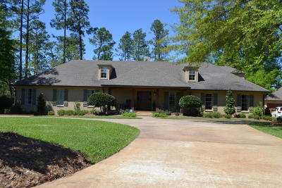 Hattiesburg Single Family Home For Sale: 109 Bedford Rd.