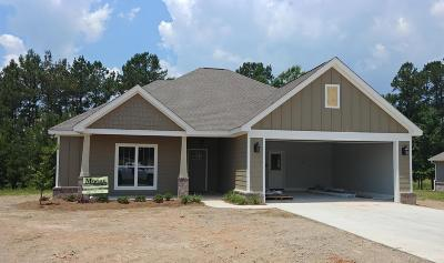 Seminary, Sumrall Single Family Home For Sale: 25 W Cherry