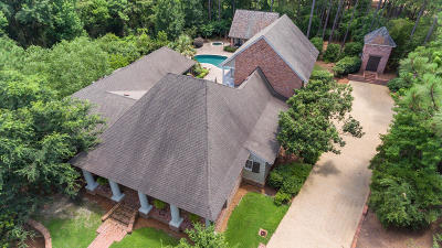 Hattiesburg Single Family Home For Sale: 136 W Canebrake Blvd.