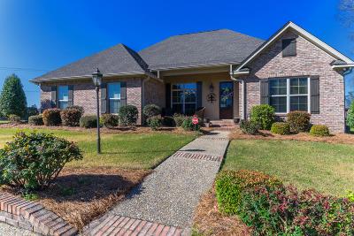Petal Single Family Home For Sale: 6 Edgemere Blvd.