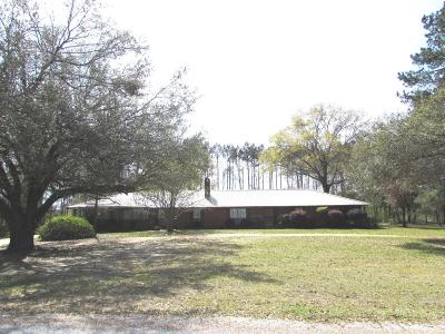 Jefferson Davis County Single Family Home For Sale: 184 Graves Rd.