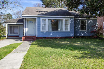 Hattiesburg Single Family Home For Sale: 1005 Mamie St.