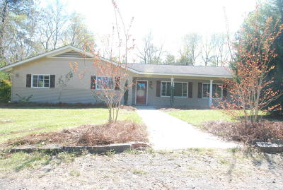 Hattiesburg Single Family Home For Sale: 3406 Rosewood Dr.
