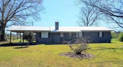 Collins Single Family Home For Sale: 615 Blackjack-New Chapel Rd.