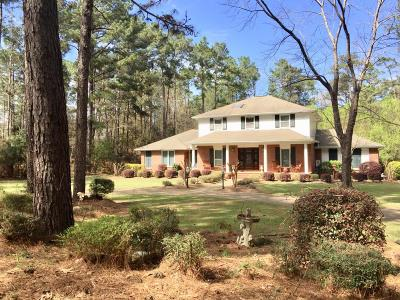 Hattiesburg Single Family Home For Sale: 304 Shadow Wood Dr.