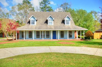 Hattiesburg Single Family Home For Sale: 818 S 34th