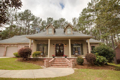 Bent Creek, Bent Creek West Single Family Home For Sale: 100 Steep Hollow