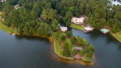 Big Bay Lake Single Family Home For Sale: 10 Red Pebble Point