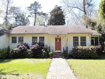 Hattiesburg Single Family Home For Sale: 419 S 16th Ave.