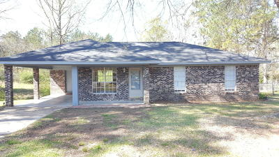 Hattiesburg Single Family Home For Sale: 100 Upton Dr.