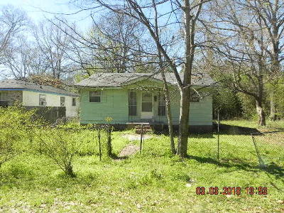 Hattiesburg Single Family Home For Sale: 308 N Tipton St.