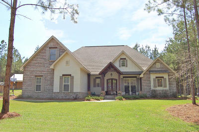 Sumrall Single Family Home For Sale: 211 Big Hill Rd.