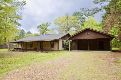 Seminary, Sumrall Single Family Home For Sale: 35 Oak Ridge Ln.